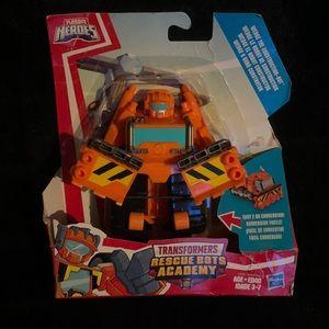 WEDGE CONSTRUCTION-BOT, Playskool Transformers NEW